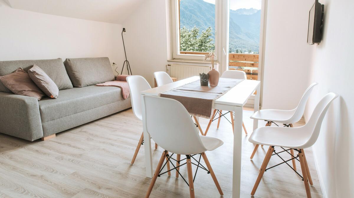 Slovenija, Bohinj, Apartmani Triglav, Deluxe apartman