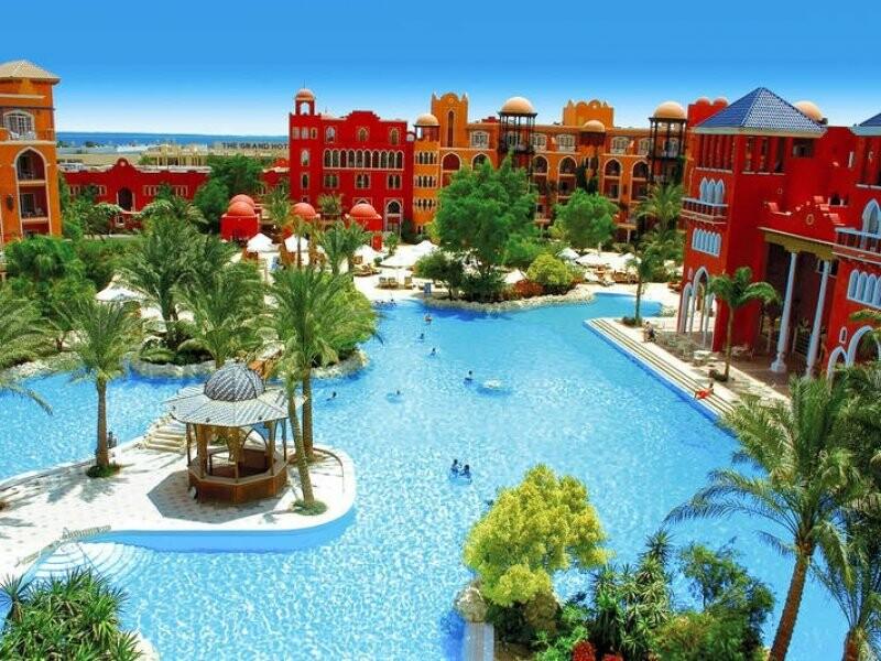 Hurghada, The Grand Resort3
