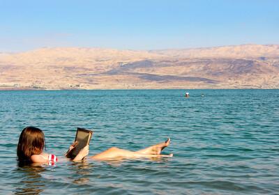 Izrael - Mrtvo more