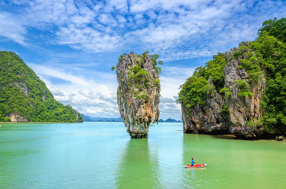 James Bond Island, putovanja zrakoplovom, Mondo travel, daleka putovanja, garantirani polazak