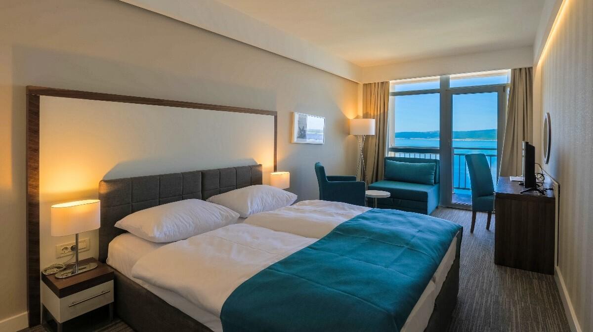 Selce, Hotel Katarina, soba