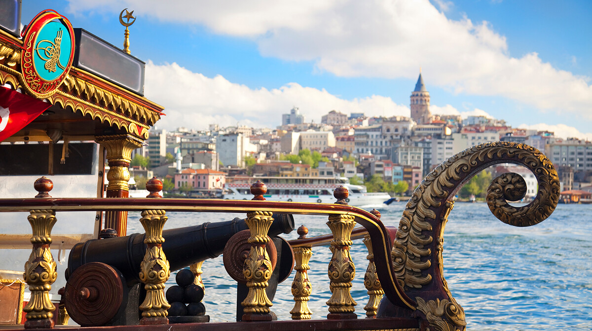 plovidba Bosporom, putovanje u Istanbul