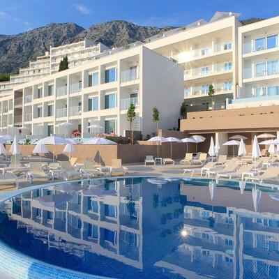 TUI Blue Adriatic Beach Resort, Živogošće