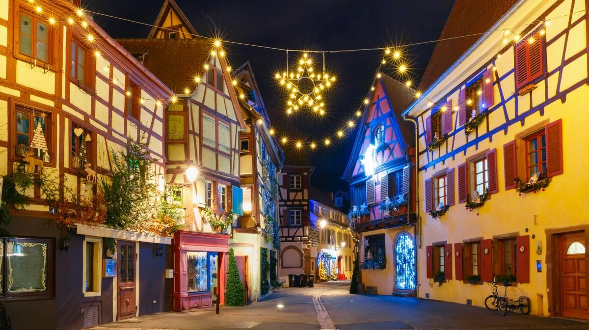 Colmar u blagdanskom ozračju, europska putovanja, advent, Mondo travel