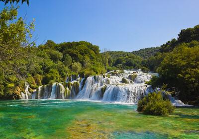 Krka Nacionalni park, mondo travel