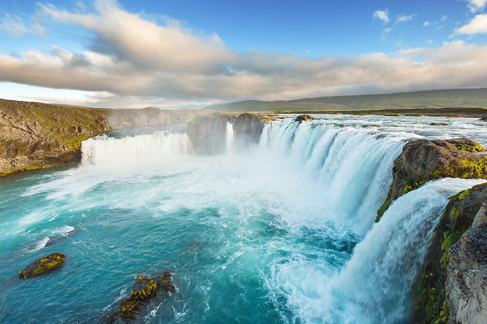 Godafoss na sjeveru Islanda, Mondo travel, europska putovanja, garantirani polazak