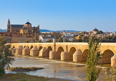 most u Cordobi, putovanje u Andaluziju