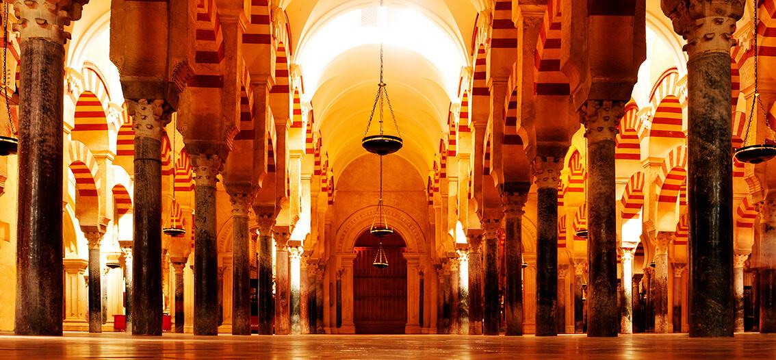 Džamija Mezqita u Cordobi, putovanje Andaluzija, vođene ture, putovanje avionom, mondo travel