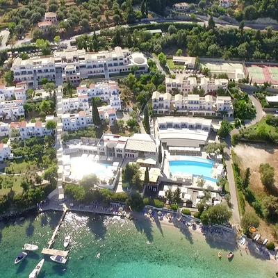 Lefkas, Nikiana, Hotel Porto Galini Seaside Resort & Spa