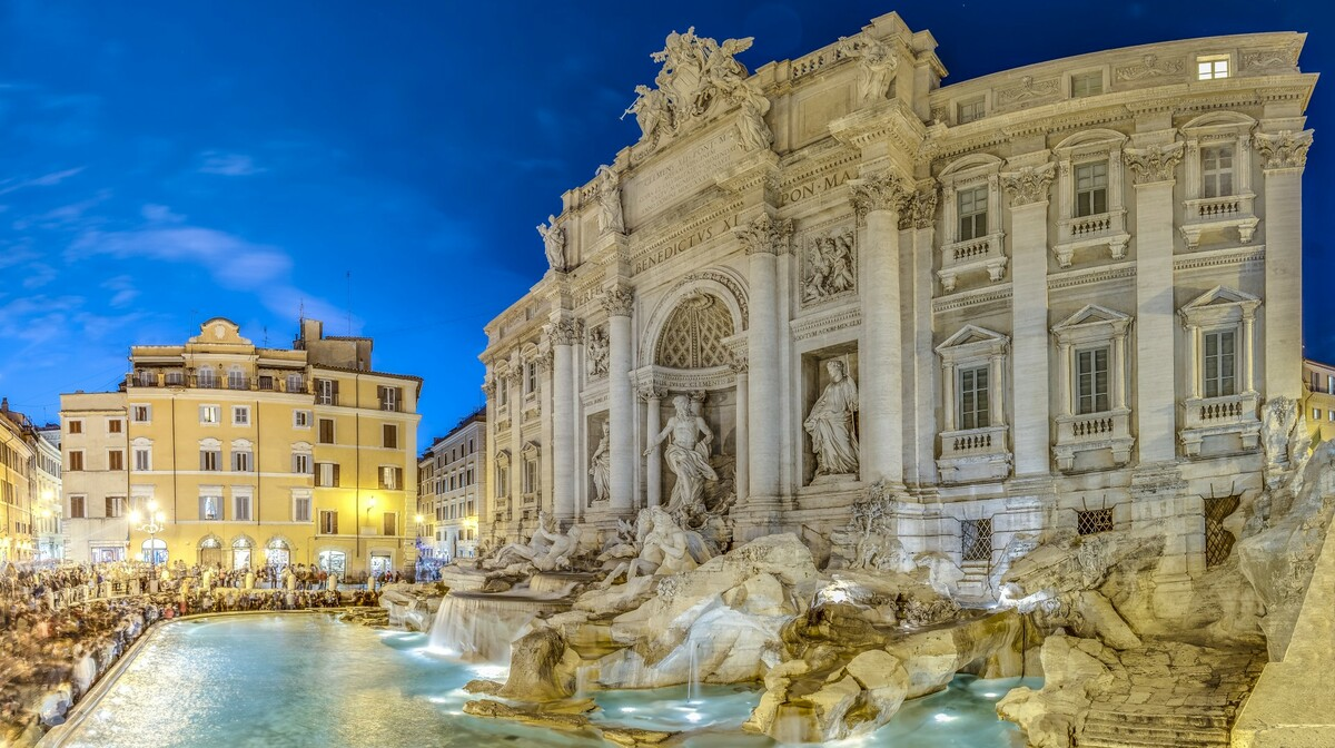 najpoznatija fontana na svijetu, putovanja zrakoplovom, Mondo travel, europska putovanja, garantiran