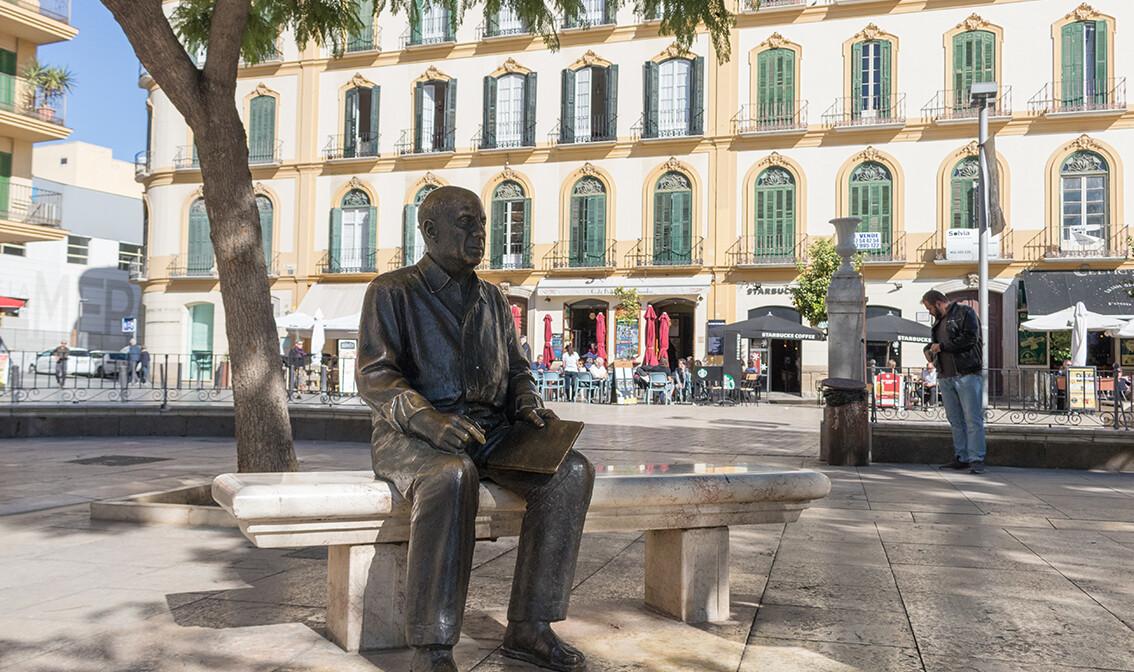 Malaga, Pablo Picasso,  putovanje Andaluzija, vođene ture, putovanje avionom, mondo travel