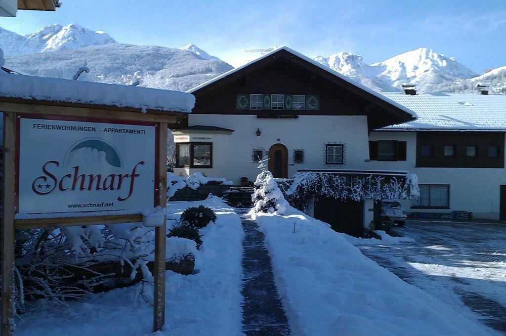 Skijanje u Italiji, skijalište Kronplatz, Apartmani Schnarf, pogled izvana
