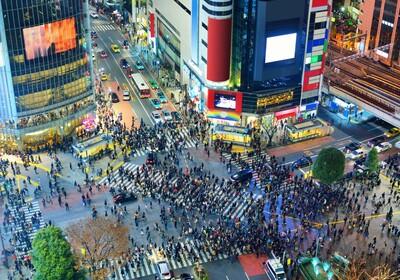 Tokio, Shubuya raskrižje, putovanje Japan, daleka putovanja, garantirani polasci, vođene ture