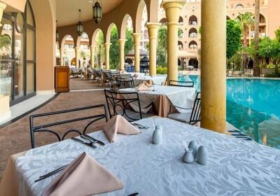 Hotel Makadi Palace, Hurgada, ljetovanje mediteran, egipat posebnim zrakoplovom, charter let