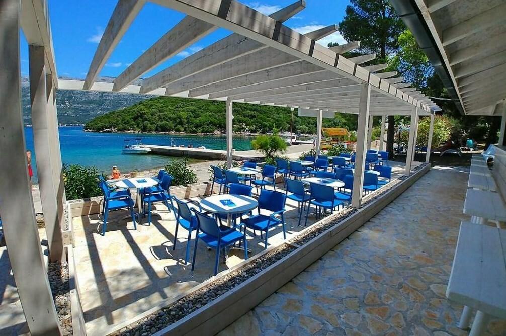 Korčula, Port 9 Camping - Marco Polo Village