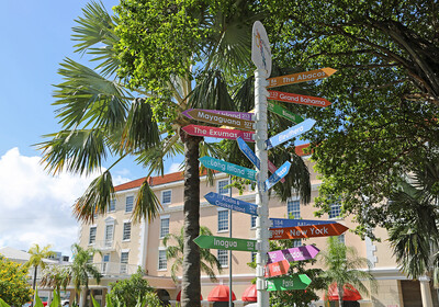 Bahami, New Providence, Nassau