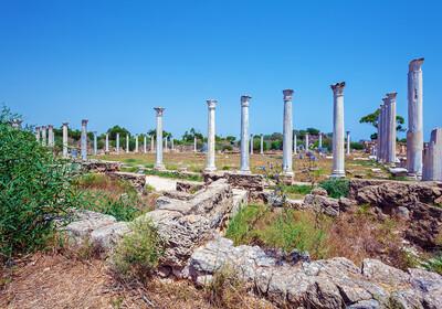 Cipar, Salamis