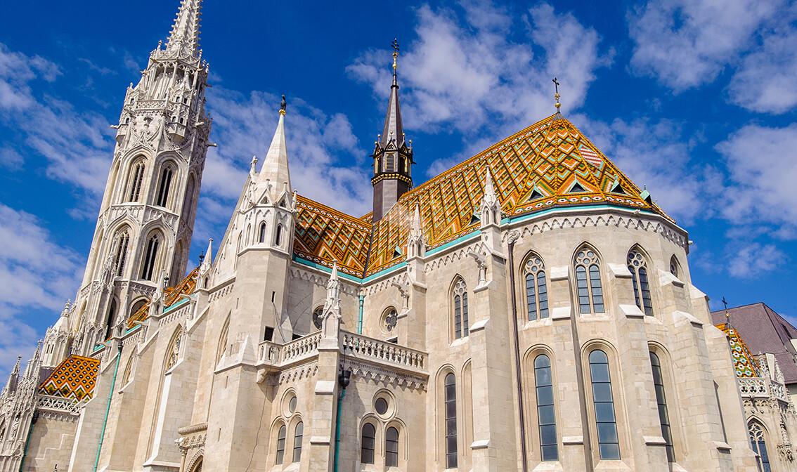 Crkva Sv. Matijaša na Budimu, putovanje u Budimpeštu, Mondo travel