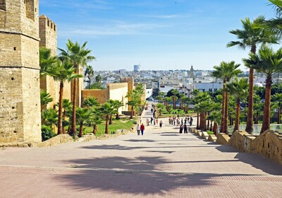 Rabat, Putovanje u Maroko,putovanje zrakoplovom, mondo travel