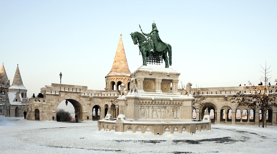 Zimski ugođaj u Budimpešti, putovanje Budimpešta, Mondo travel