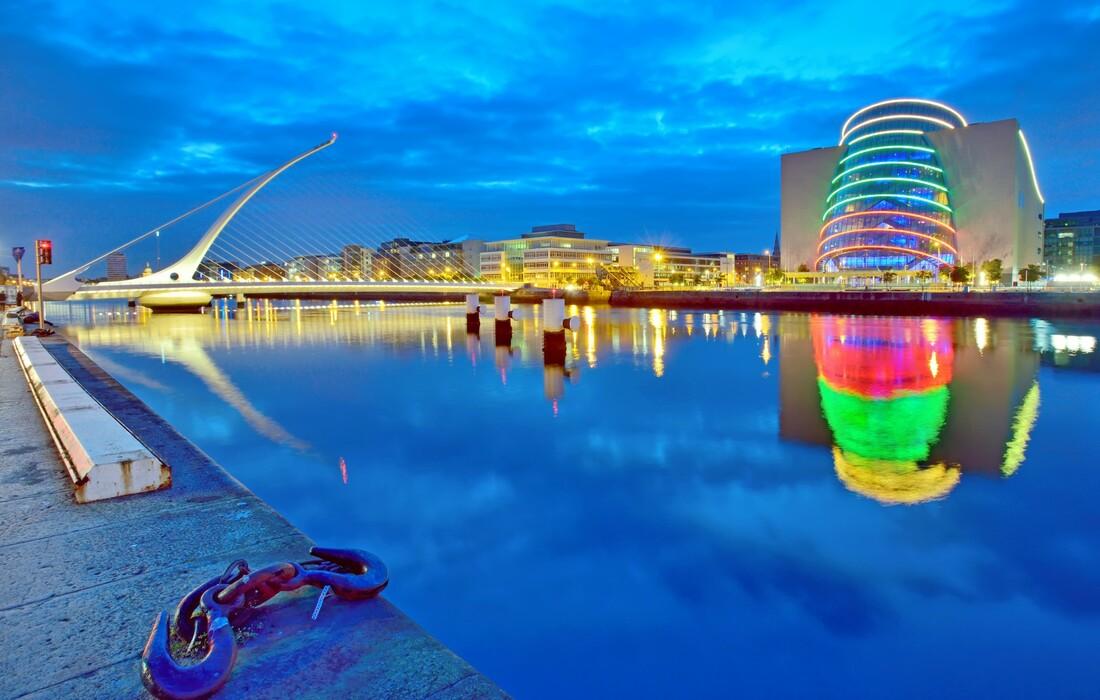 Dublin - Samuel Beckett most
