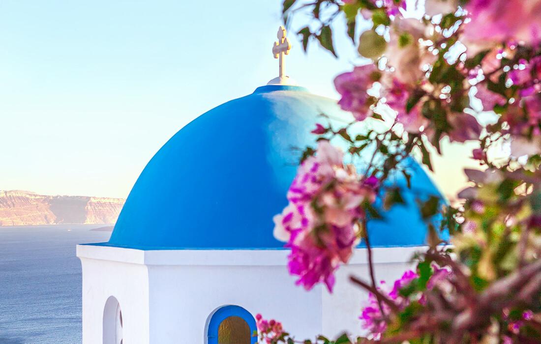 Grčka, Santorini, mondo travel, ljetovanje na Mediteranu,