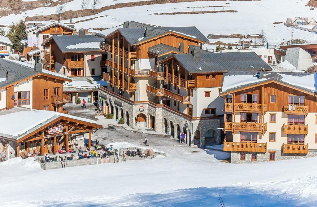 Val Cenis Lanslevillard Les Balcons de Val Cenis Village8