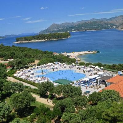 Dubrovnik Valamar Club Dubrovnik Hotel vanjski bazen