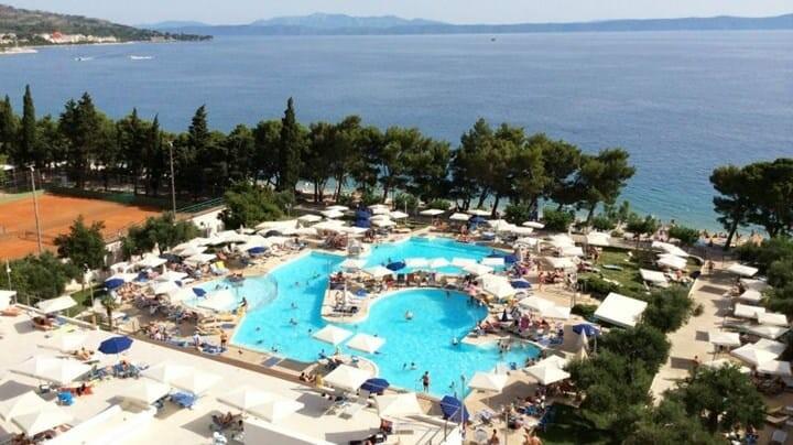 Tučepi, Hotel Neptun