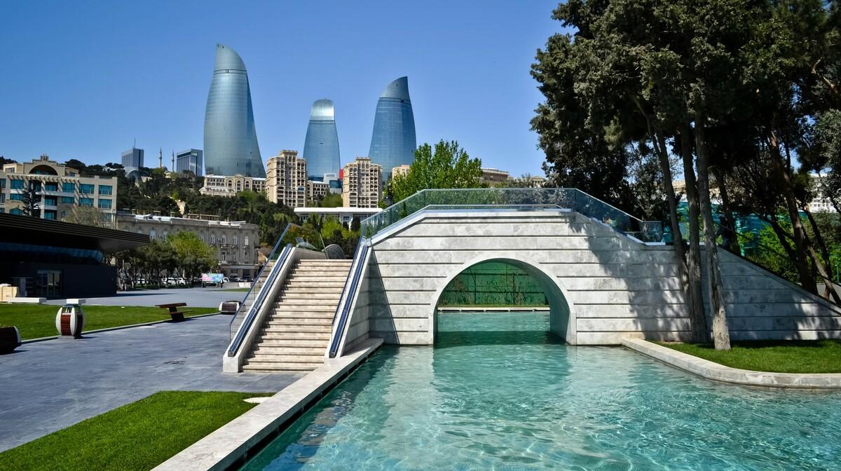 Mondo travel,putovanje u Azerbejdžan