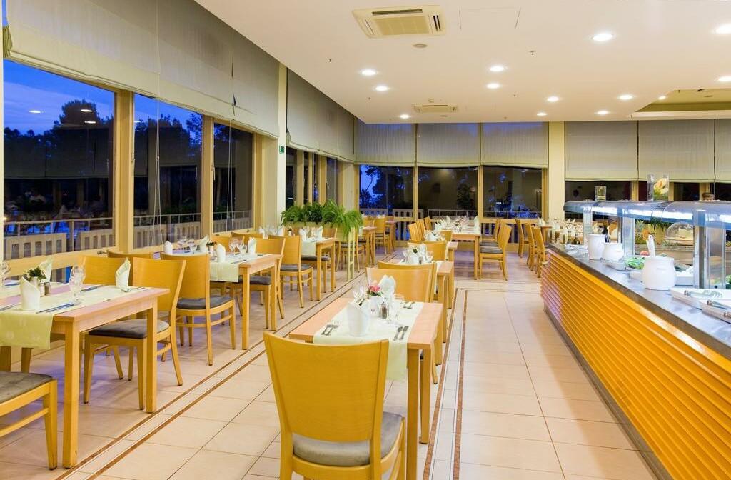 Umag, Hotel Sol Aurora, buffet