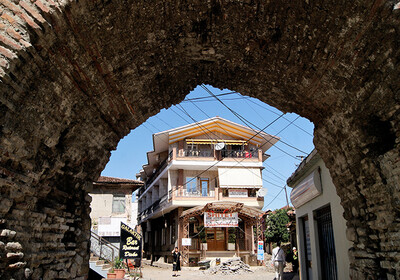 Elbasan, putovanje Albanija, autobusno putovanje