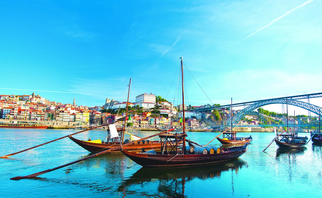 Most u Portu, putovanje u Portugal
