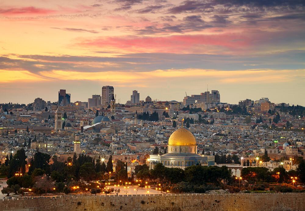 Izrael - Jeruzalem