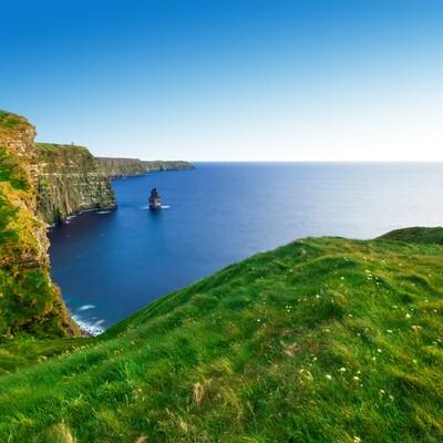 cliffs of Moher,  Dublin, irska