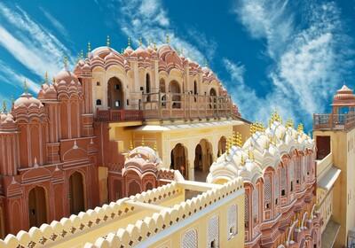 Hawa Mahal, putovanja zrakoplovom, Mondo travel, daleka putovanja, garantirani polazak