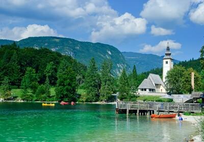 Slovenija - Bohinj