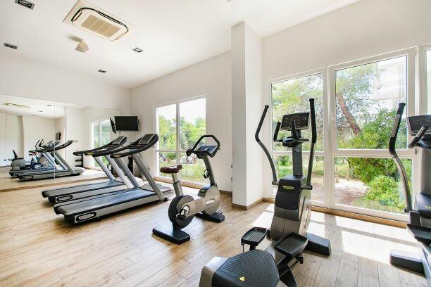 Solaris, Hotel Ivan, fitness