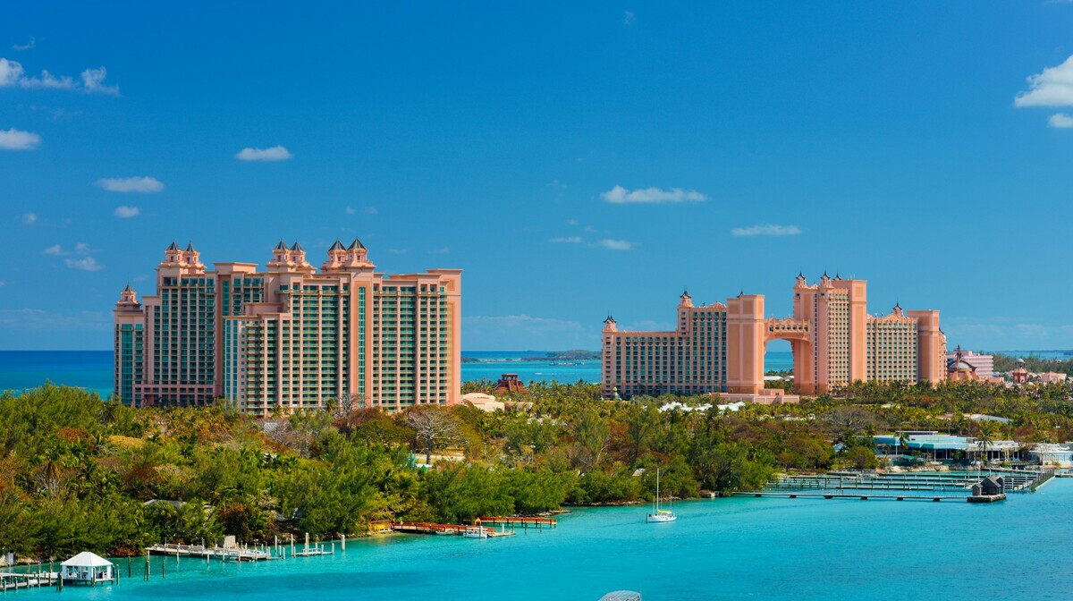 Bahami - Atlantis resort