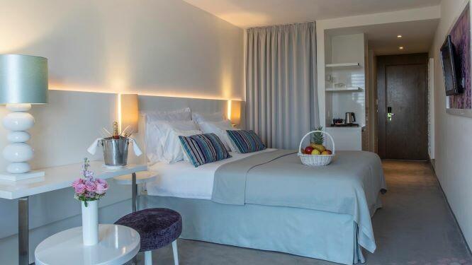Solaris, Hotel Ivan, soba