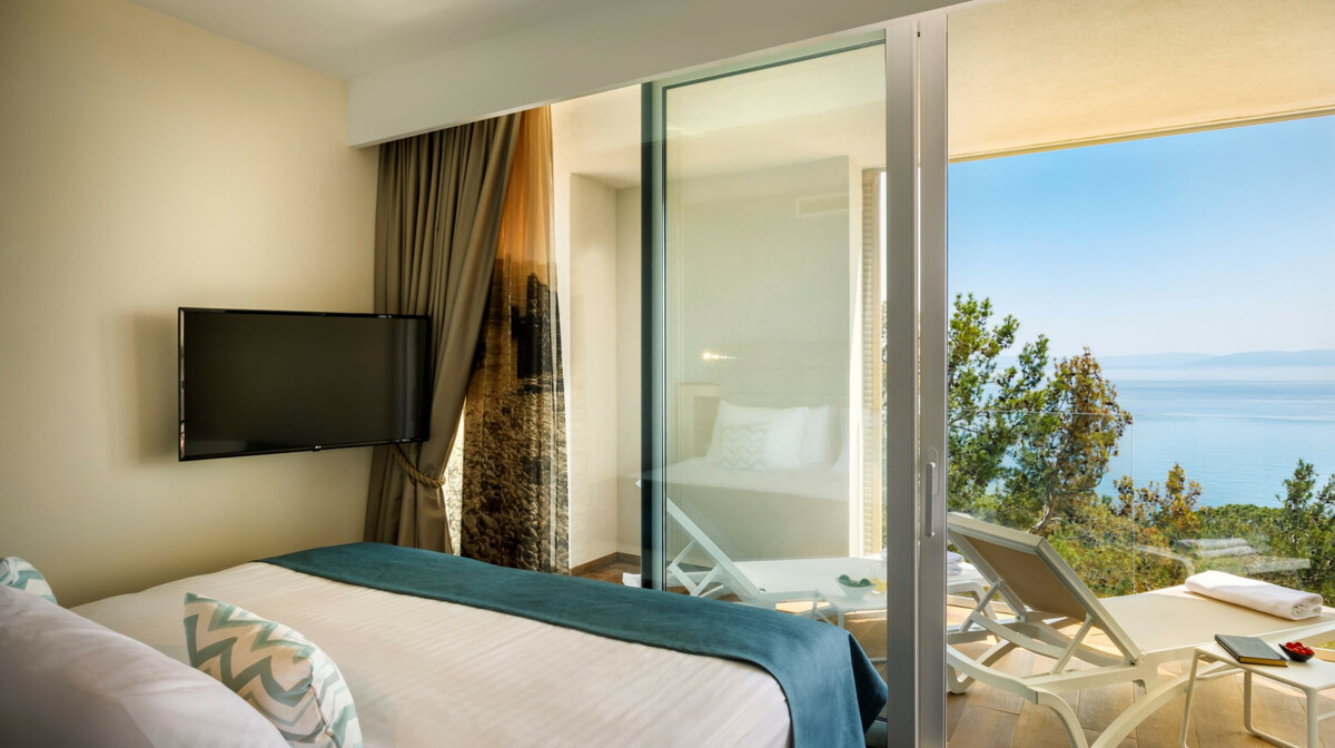 Girandella Maro Suites Suites Premium Family Suite with Terrace
