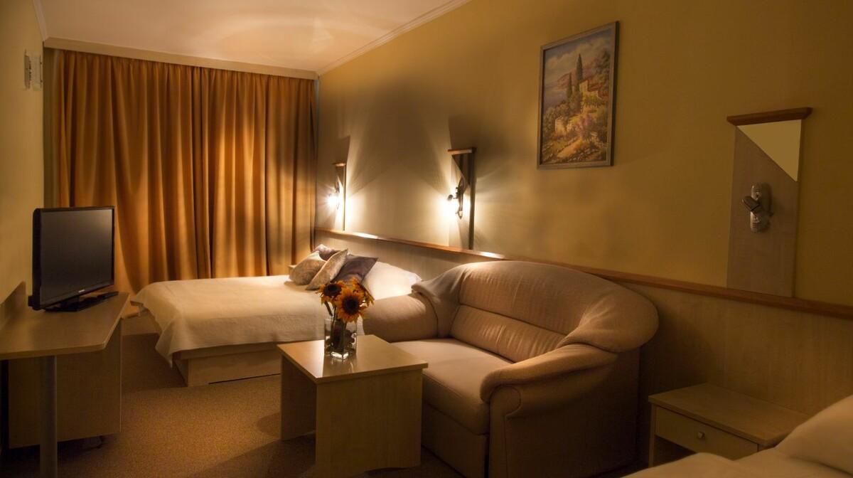Biograd, Hotel Adria, soba