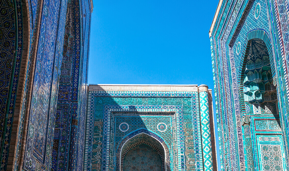 arhitektura Uzbekistan