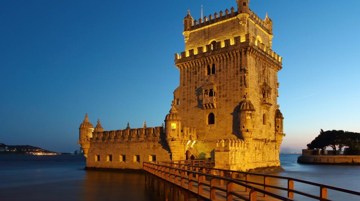 Lisabon, Kula Belem, Lisabon putovanje