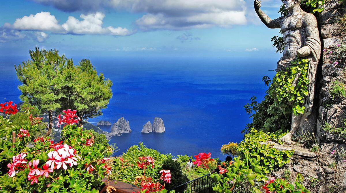 Otok Capri, putovanje na jug Italije autobusom, garantirani polasci