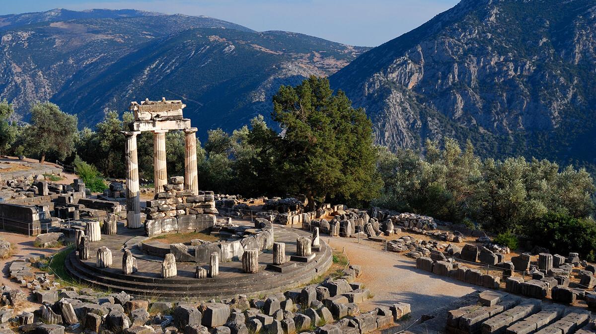 Atena - Delphi