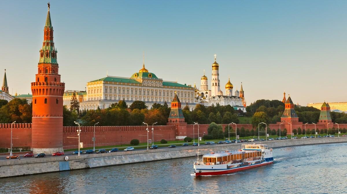 Moskva - Kremlin