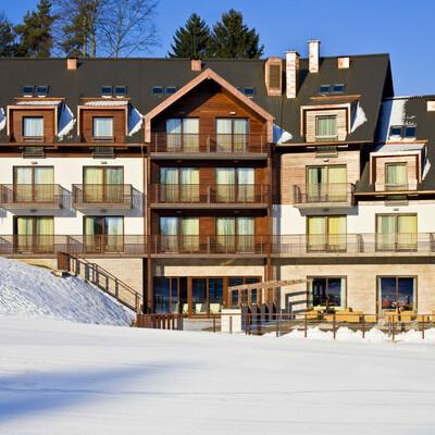 Hotel Arena u zimskom ugođaju, mondo travel