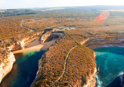 Great Ocean Road, Australija