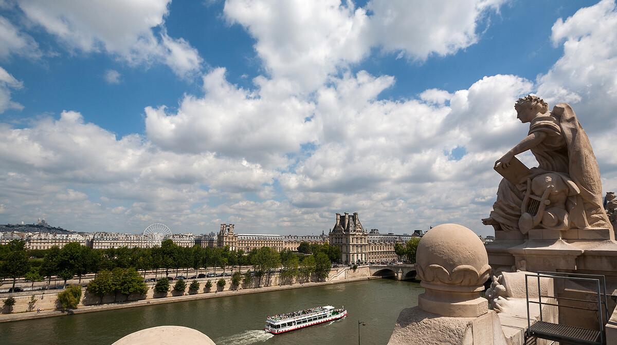 Krstarenje Seinom, euoropska putovanja, putovanje Pariz